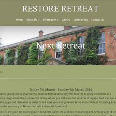 Restore Retreat