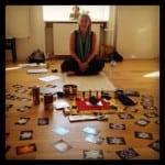 meditation teacher - lorraine murray - how to teach kids meditation