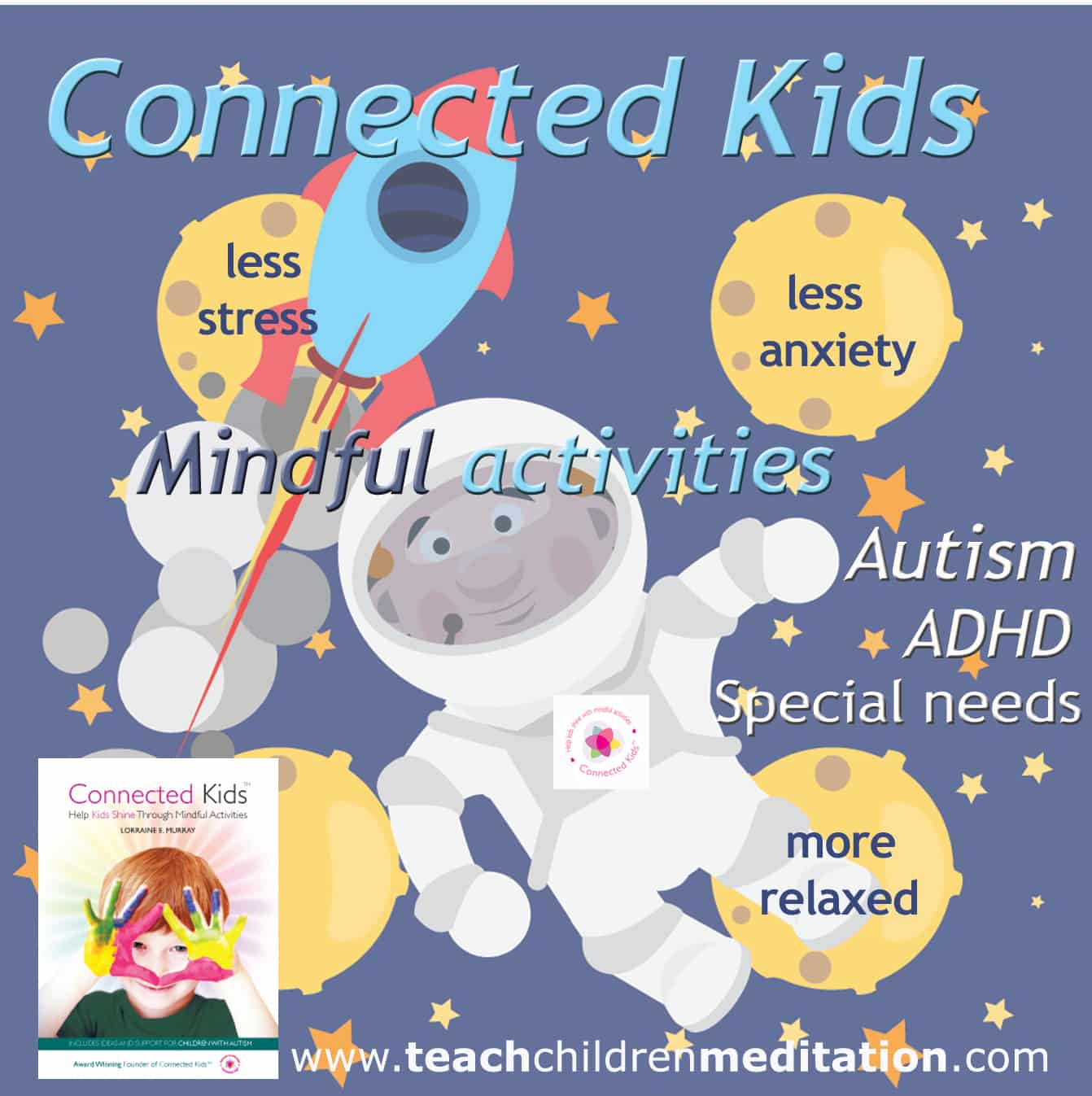 Meditation Cd For Autism And Adhd Teaching Children Meditation