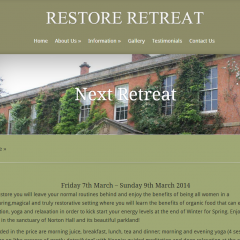Restore Retreat