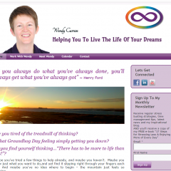 Wendy Curran Holistic Therapist